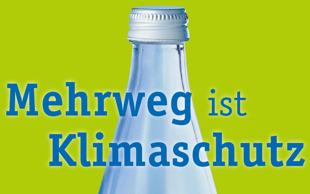 Boykott der Mehrwegquote stoppen: Verbände-Allianz startet neue Kampagne
