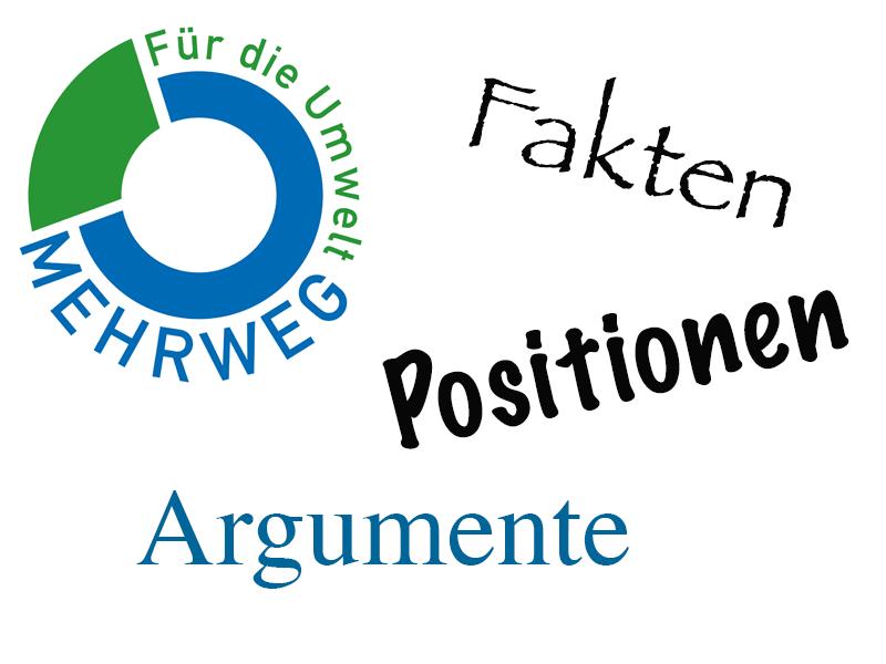 Argumente für Mehrweg