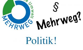 Verband Pro Mehrweg begrüßt Entschließung des Bundesrates